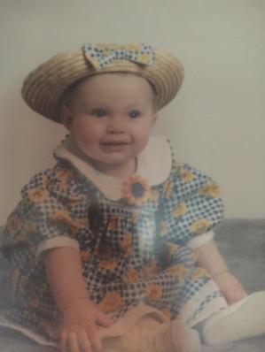 Megan's Baby Photo