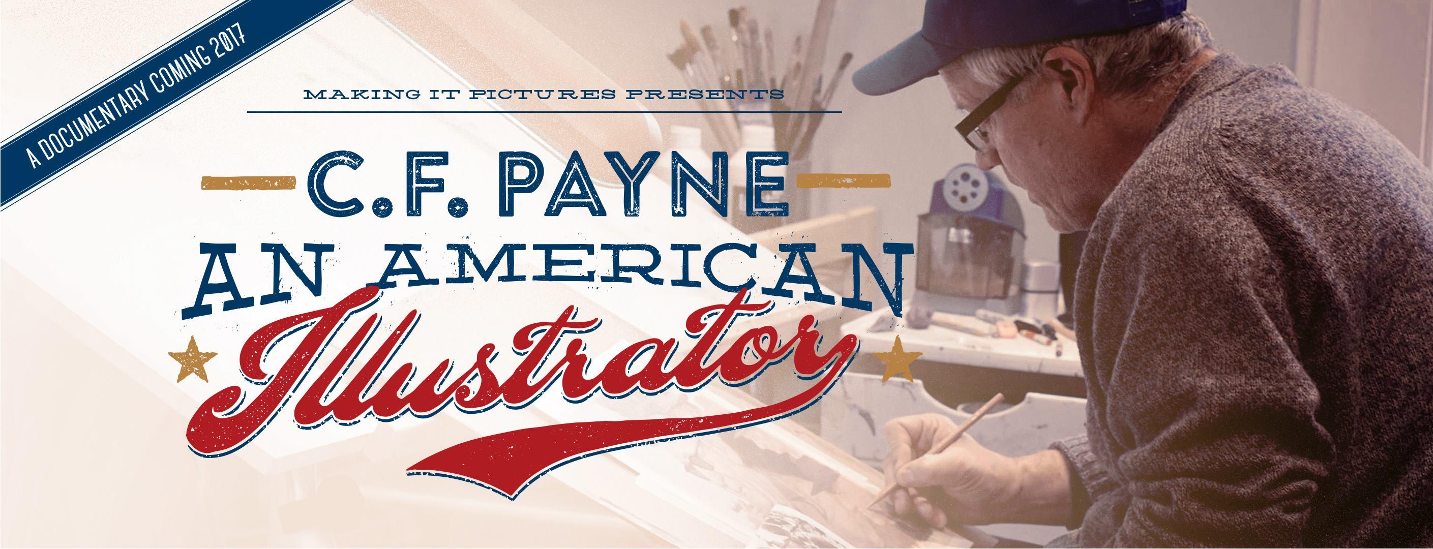 CF Payne Banner