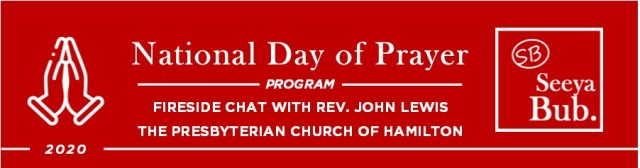 National Day of Prayer Banner